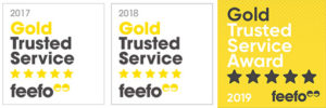 Gold Trusted Service Award