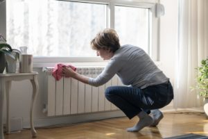 Why Isn't My Central Heating Working? Four Possible Causes